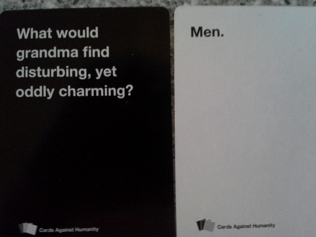 Image of: Cah This Grandma Who Is Basically All Of Us Buzzfeed 21 Hilarious Awkward And Painful Rounds Of Cards Against Humanity
