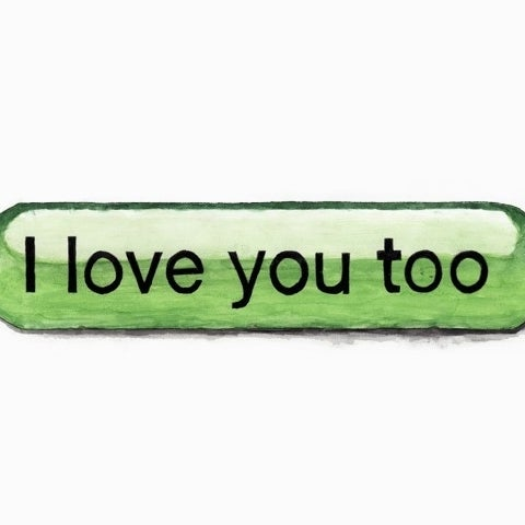 """""""I Love You Too"""" by Michael Gittes"""