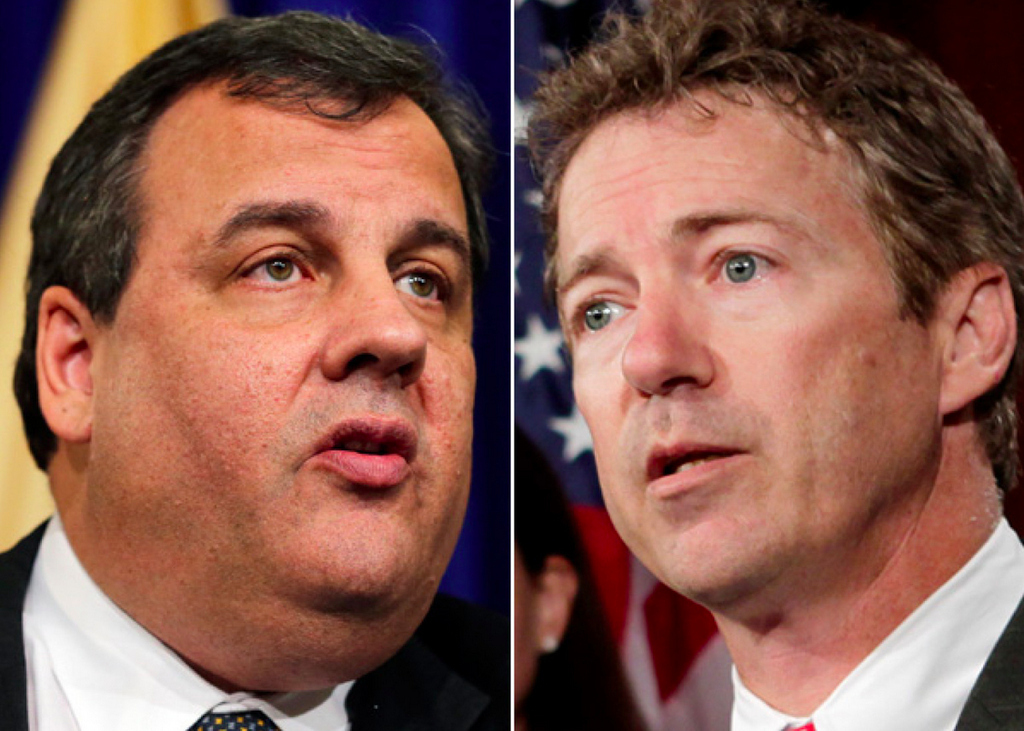 Rand Paul Competes With Other 2016 Republican Hopefuls To Woo New York Donors