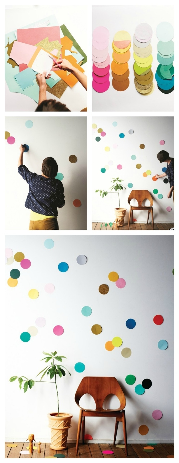 26 Stylish Ways Modern Living Room Decorating Ideas Can: 26 Cute And Novel Ways To Use Confetti