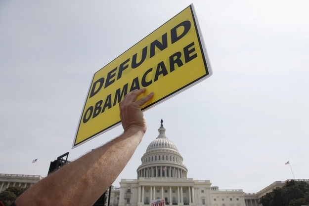 Conservative Groups Reluctantly Hold Back Criticism Of House GOP's Obamacare Delay Plan