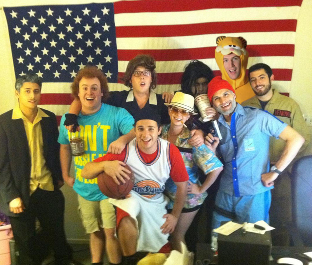 12. And Bill Murray  sc 1 st  BuzzFeed & 25 Clever Halloween Costumes To Wear As A Group