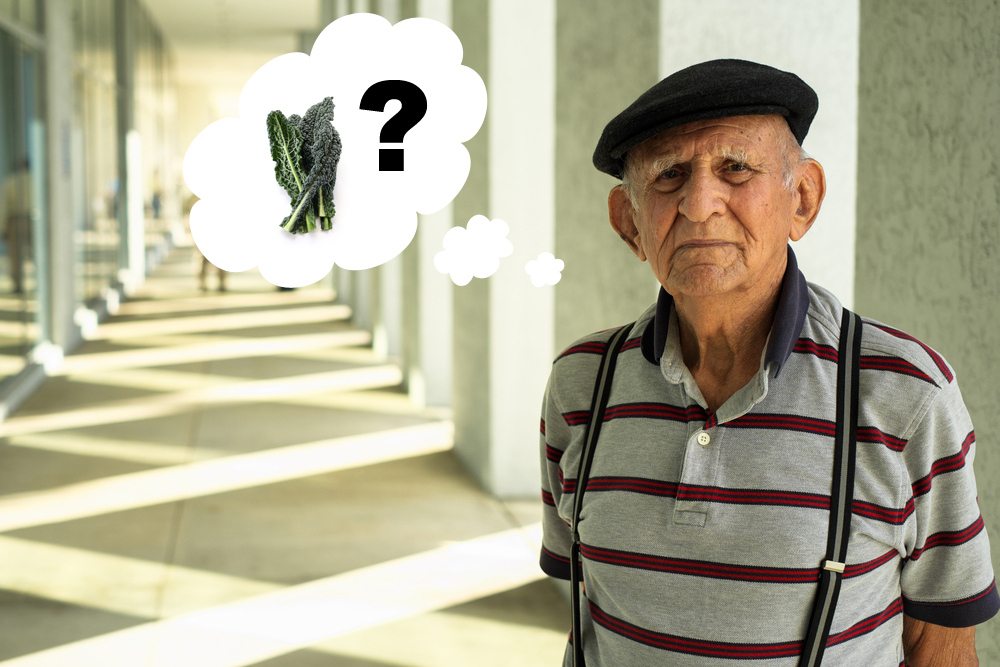 No One Actually Knows What Kale Is