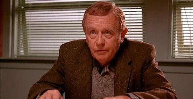 He played Doc Hayward in Twin Peaks