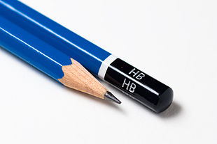 A pencil has the potential to draw a line 38 miles long.