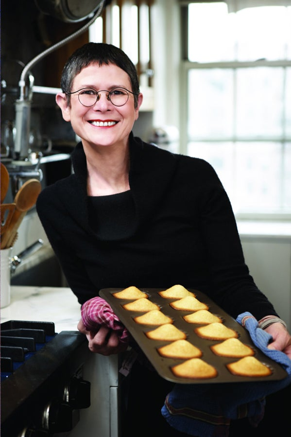 Greenspan is a baker, author of 10 cookbooks, and winner of six James Beard and IACP awards. She recently launched a delicious cookie company called Beurre & Sel that ships nationwide.
