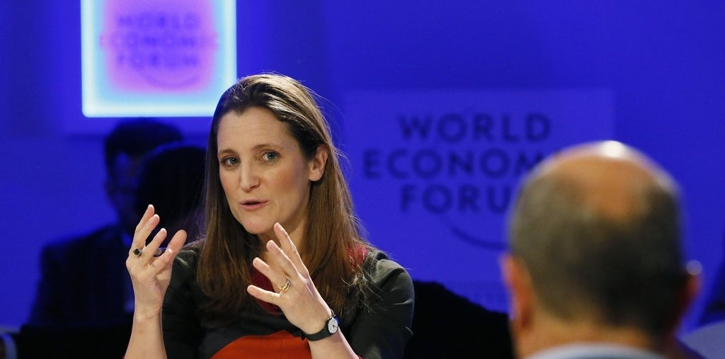 How Chrystia Freeland Hastened Reuters Next's Demise