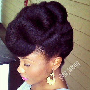 Phenomenal 29 Awesome New Ways To Style Your Natural Hair Short Hairstyles Gunalazisus