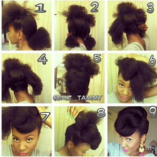 Sensational 29 Awesome New Ways To Style Your Natural Hair Short Hairstyles Gunalazisus
