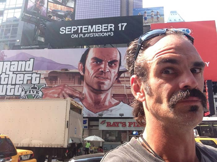 An Interview With Steven Ogg, The Voice Of