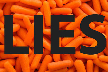 The Extremely Upsetting Truth About Baby Carrots