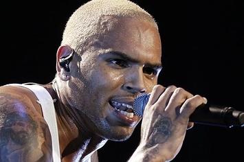 Chris Brown Arrested After Hotel Brawl