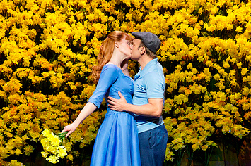 9 times the big fish musical outshined the movie for Big fish the movie