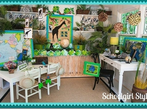 7 Inspiring Kid Room Color Options For Your Little Ones: 30 Epic Examples Of Inspirational Classroom Decor