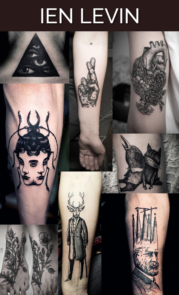 The 13 Coolest Tattoo Artists In The World