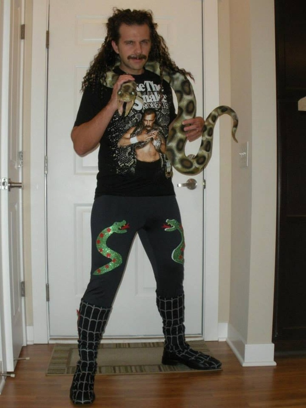 Wrestler Halloween Costumes