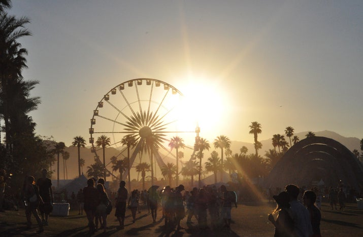 When: April 11–20 (for 2014) Where: Indio, Calif.Why you should go: Each year Coachella boasts the biggest names in music, not to mention an impressive showing of Hollywood's biggest celebrities. Plus, you can spend the weekend camping in the desert with your friends.