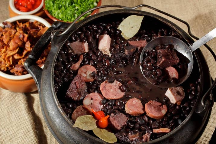 24 traditional brazilian foods you need to eat right now what is it a black bean stew with various types of beef and sausage forumfinder Images