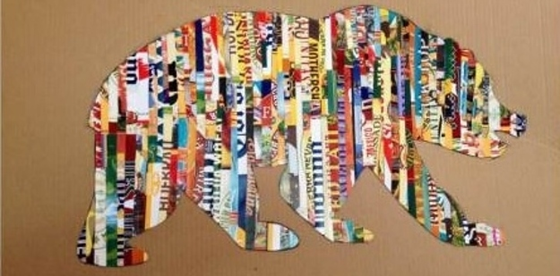 35 new uses for old newspapers and magazines for Craft ideas for adults using waste material