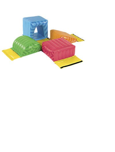 These climbing mat/blocks might be the coolest thing for a little one learning to crawl and climb...the bigger siblings might have some fun on these too. During these inside cold months, these will be perfect for getting some energy out, for sure!