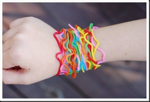 Remember Jelly Bracelets? Or Silly Bandz? Where are they now, even?