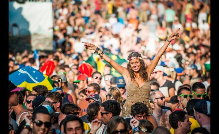 When: June 27–29 (for 2014)Where: Boom, Belgium Why you should go: Tomorrowland has quickly grown to become one of the world's largest electronic dance music (EDM) festivals. Each year over 100,000 visitors flock to Belgium to dance the day and night away.
