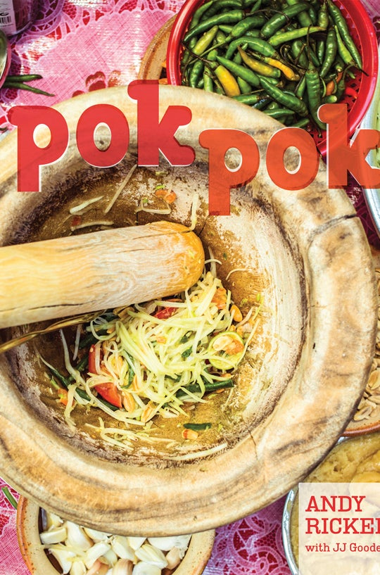 The Pok Pok cookbook.