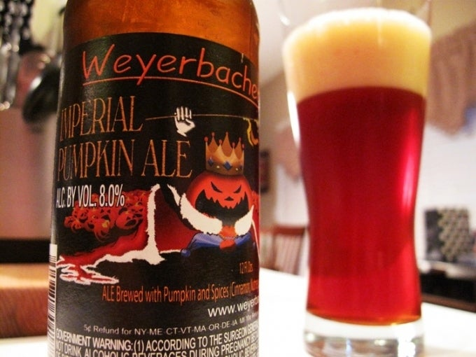 Beer Advocate Score: 88ABV 8.0%