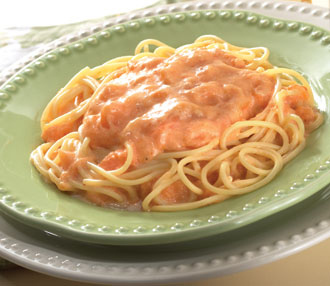 25. You could cook down your cantaloupe and create a creamy pasta sauce