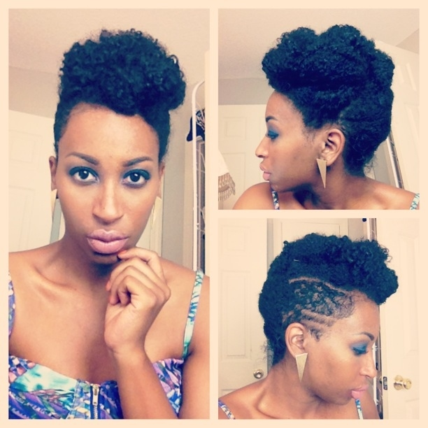 Awe Inspiring 29 Awesome New Ways To Style Your Natural Hair Short Hairstyles Gunalazisus