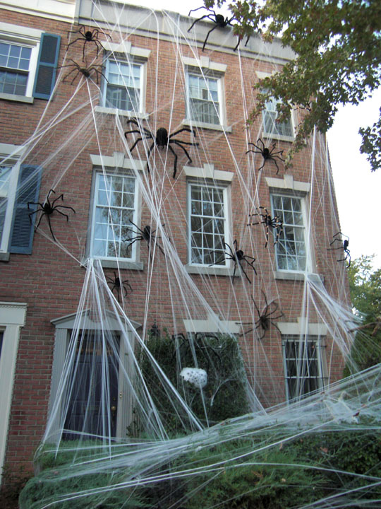 view this image - Decorated Houses For Halloween