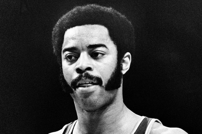 In 1970 and 1973, Frazier led the New York Knicks to their only two NBA Championships. A feat almost as impressive as those muttonchops.