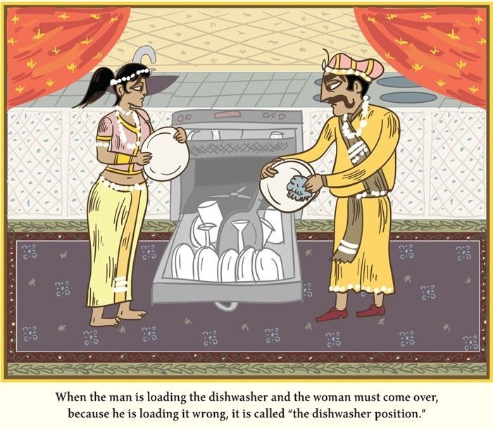 Married Kama Sutra Is The Worlds Least Erotic Sex Manual