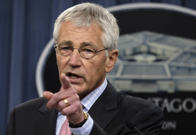 """Defense Secretary Says States """"Will Be Expected"""" To Treat Married Gay Couples Equally"""