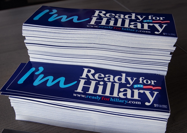 Ready For Hillary PAC, Widening Focus, Makes Obamacare Push