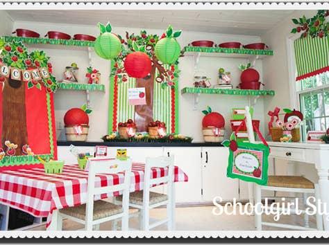 Classroom Decoration For Nursery Class : 30 epic examples of inspirational classroom decor