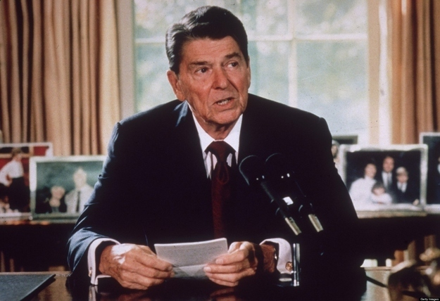 the reagan tax cuts and foreign policy Ronald reagan - domestic policy the most significant element of reagan's first months in office  the president's tax cut, he claimed,.