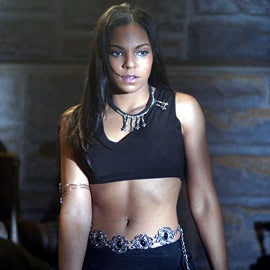 "Actress-singer Ashanti was yet another one of Xander's bad dates as the demon Lissa in ""First Date"" (Season 7, Episode 14)."