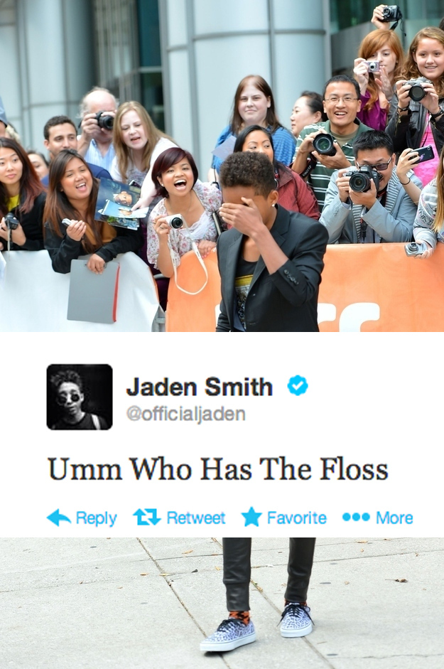 Even Jaden Smith Has No Idea What He's Talking About