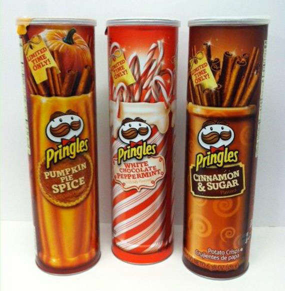 ryanhatesthis apparently pecan pie flavored pringles are a thing