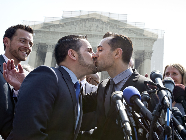 In The Fight For Marriage Equality, A Battle To See Who Will Make It Happen