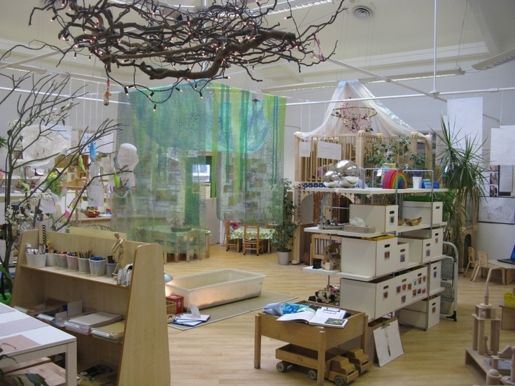 Natural Classroom Design ~ Epic examples of inspirational classroom decor