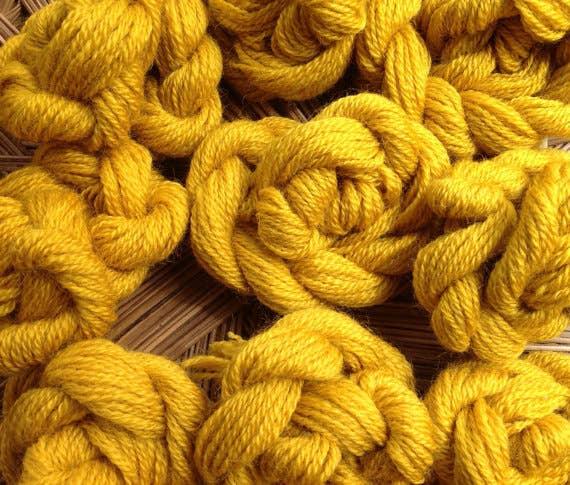 6 This Squashy Pile Of Yarn