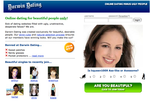 Unusual internet dating sites