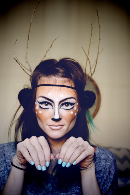 Halloween Makeup Tutorials And Costume Ideas   These Are Amazing.