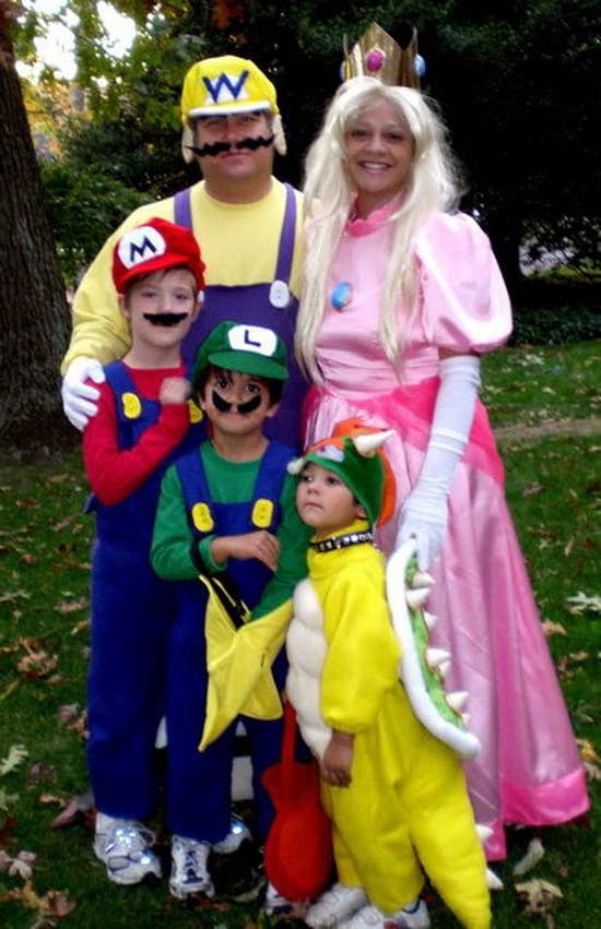 Halloween Costumes Ideas For Family Of 5.32 Family Halloween Costumes That Will Make You Want To Have