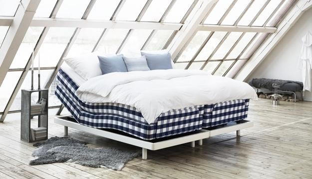 A really, really good mattress.