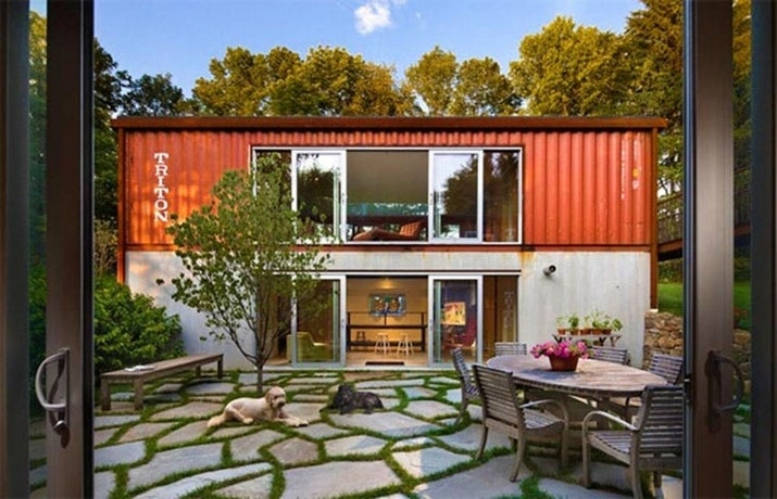Homes Built From Shipping Containers 23 surprisingly gorgeous homes made from shipping containers