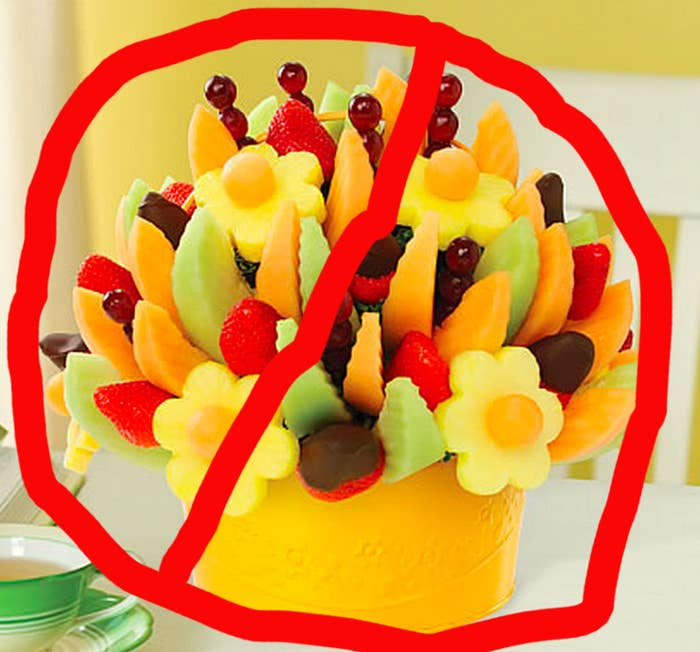 In Conclusion Lets Stop This Edible Arrangement Insanity Before Its TOO LATE