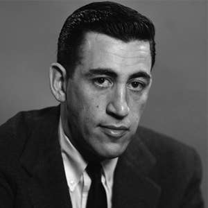 """""""I love you to pieces, distraction, etc."""" ―J. D. Salinger, Franny and Zooey"""